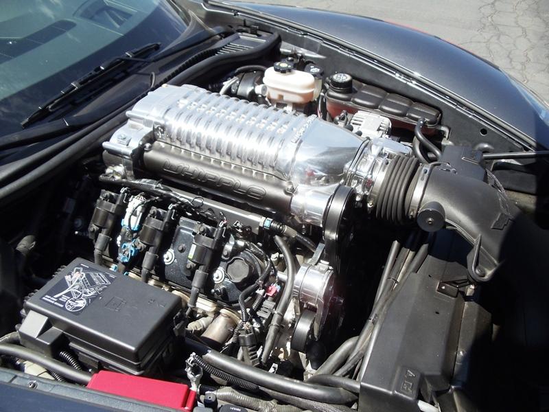 AUTOMOTIVE :: SUPERCHARGER SYSTEMS :: 2010-2013 C6 CORVETTE