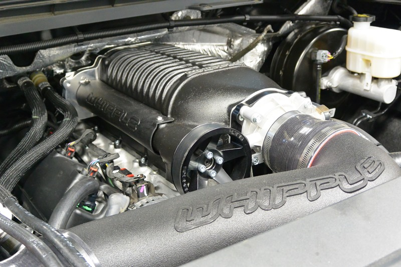 Whipple Superchargers Supercharger System for the GM 5 3 and