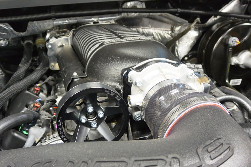 Whipple Superchargers Supercharger System for the GM 5.3 ...