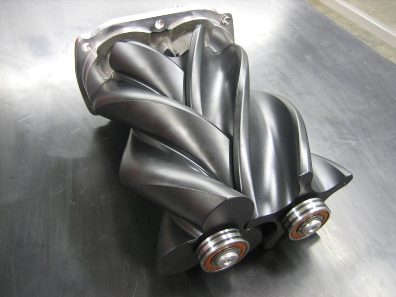 Remanufacturing Whipple Superchargers
