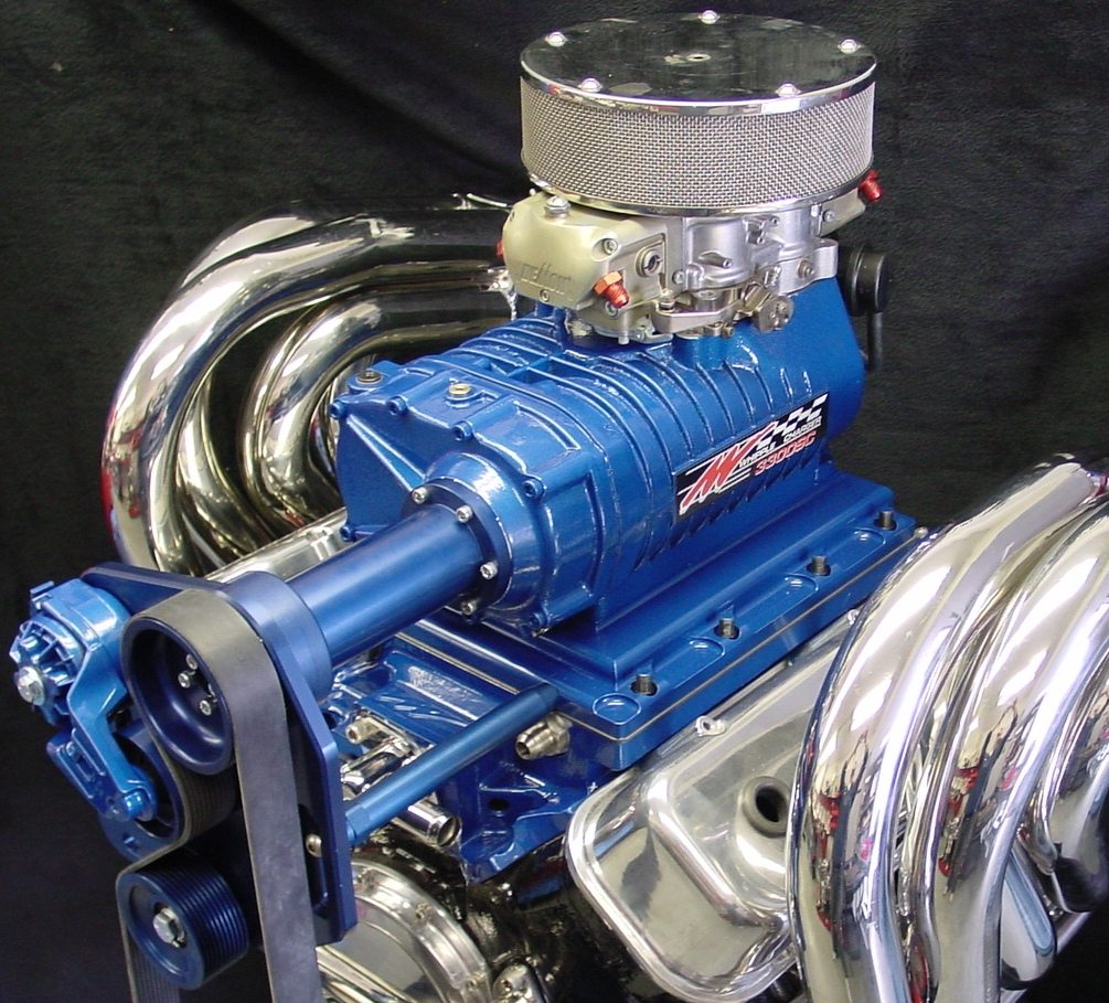 MERCURY RACING 500 HP/540 BULLDOG