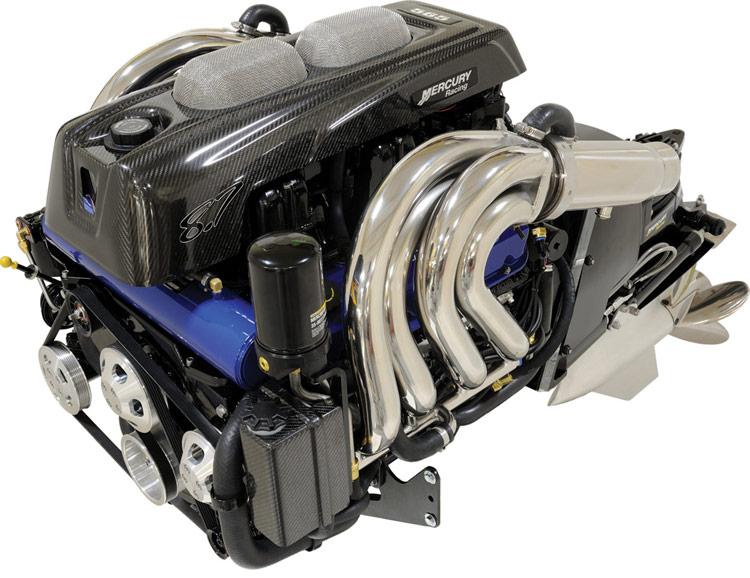 Mercury Racing 565HP EFI PCM Upgrade