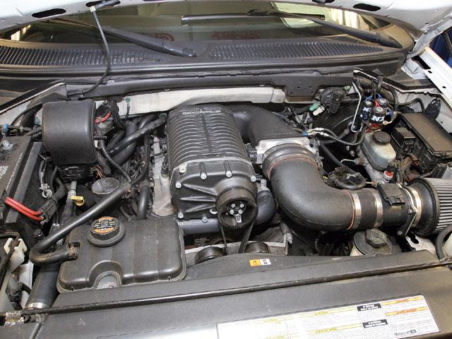 1999 2004 whipple ford lightning 3 4l supercharger kit