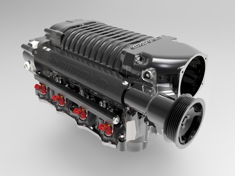 Whipple Superchargers Ford Coyote Supercharger System