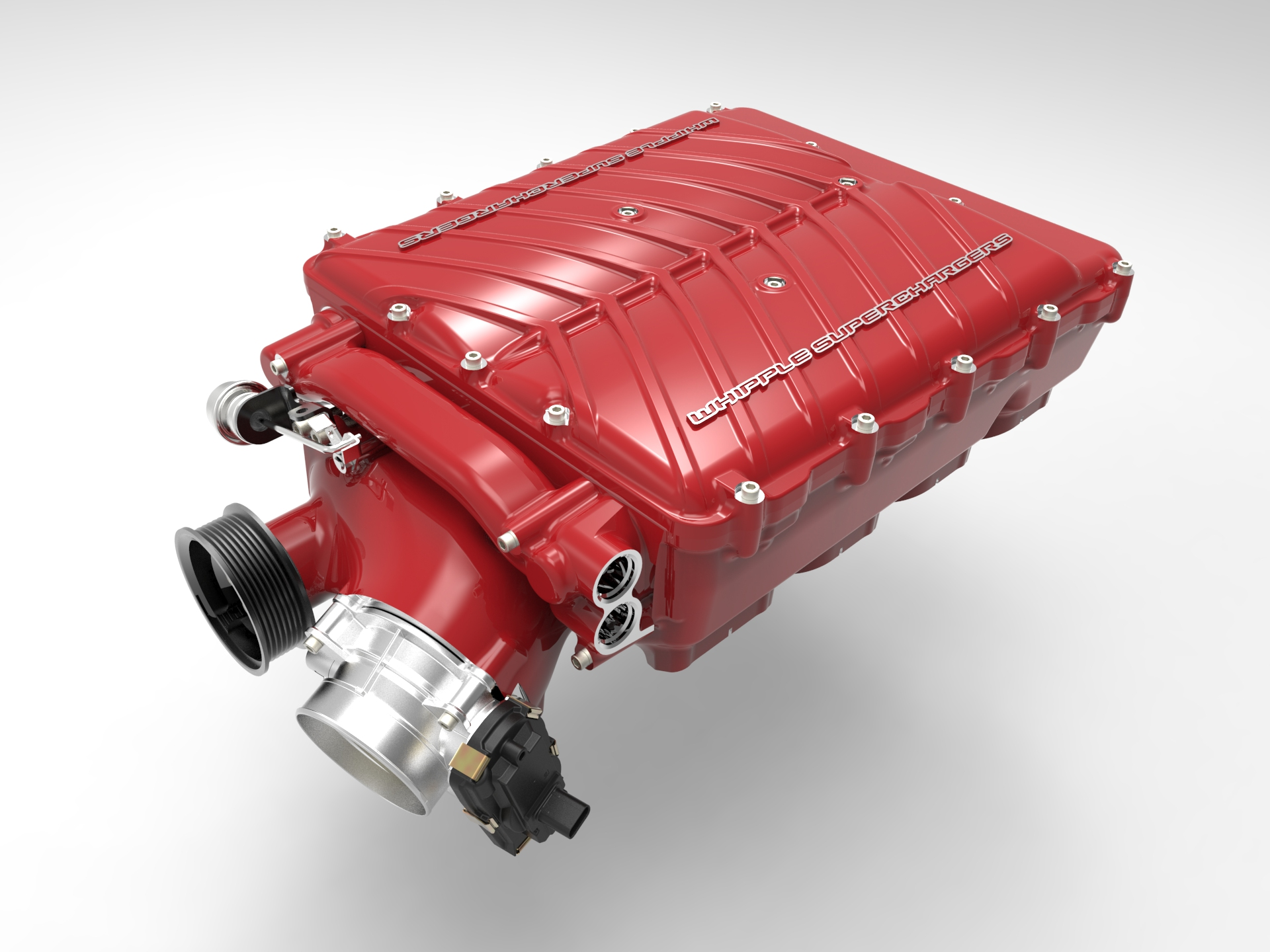 2016-2019 Camaro Whipple Supercharger System