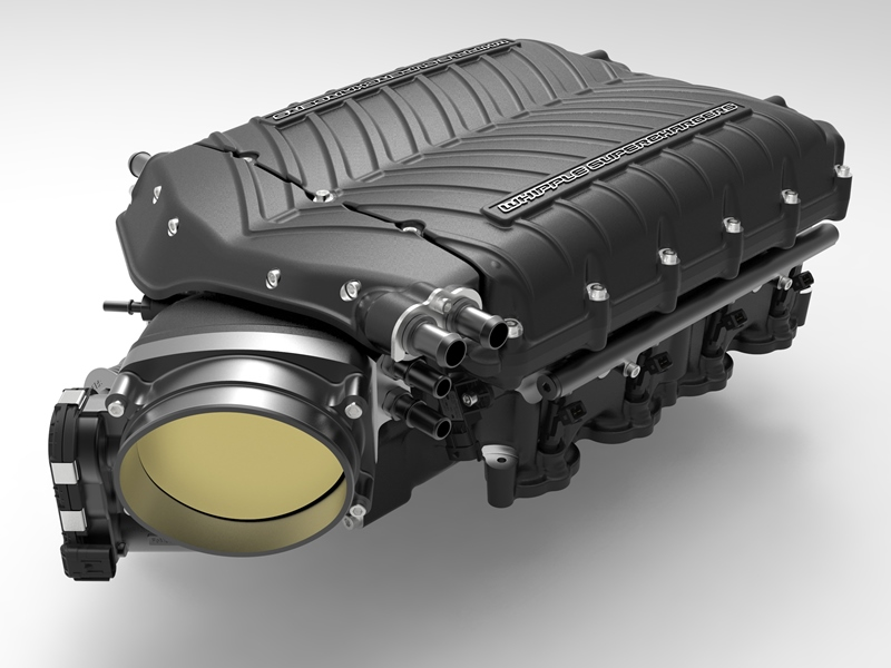 2018 Whipple Supercharger Ford Mustang SC System