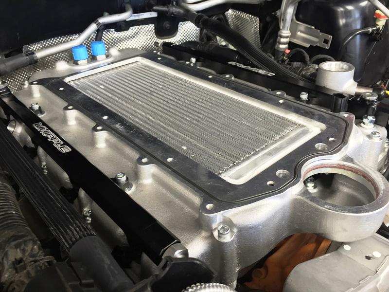 2011 2017 Dodge Charger 5 7l Supercharger System
