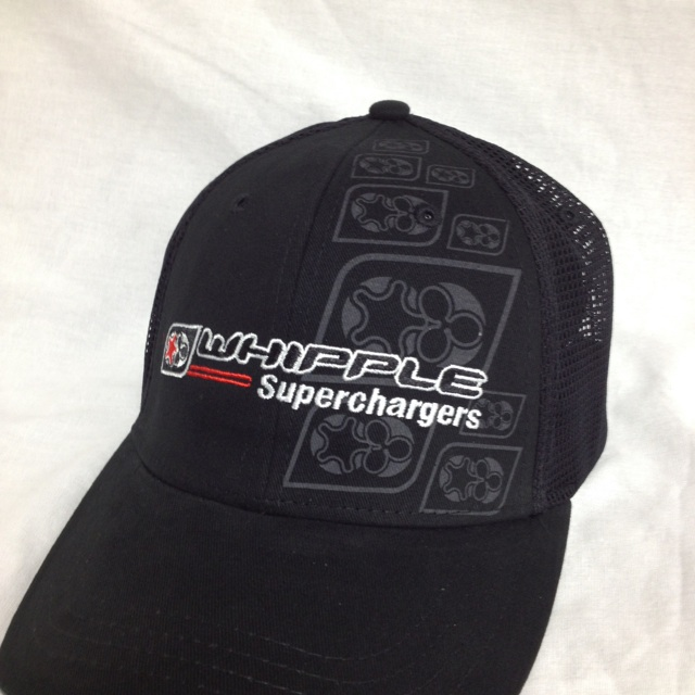 WHIPPLE HATS :: WHIPPLE BRUSHED COTTON HAT - Whipple Superchargers