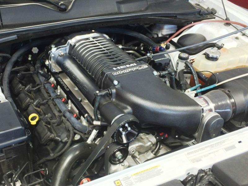 Whipple Superchargers Chyrsler 300 SRT8 Supercharger ...