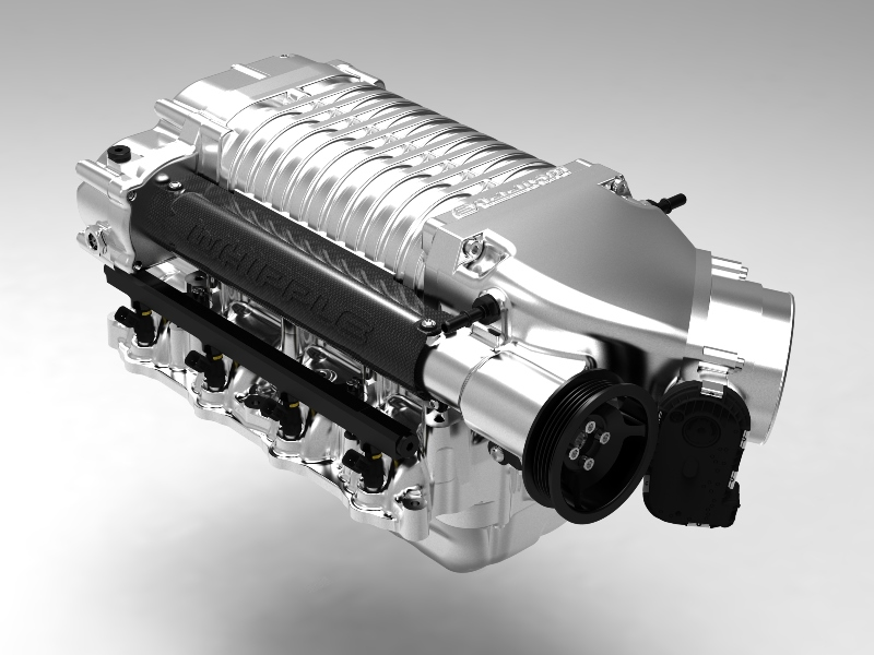 Whipple Supercharger Ford F150 5 0l 2011