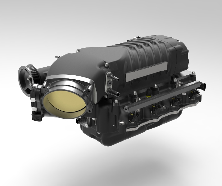 Whipple Superchargers Dealers: 2011-2014 Whipple Twin-screw Stage 3 Supercharger System