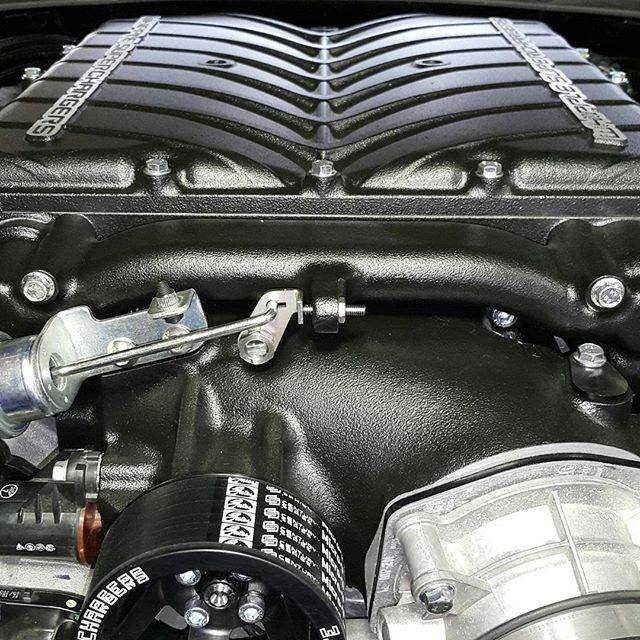 2017 Zl1 Lt4 Whipple Supercharger System