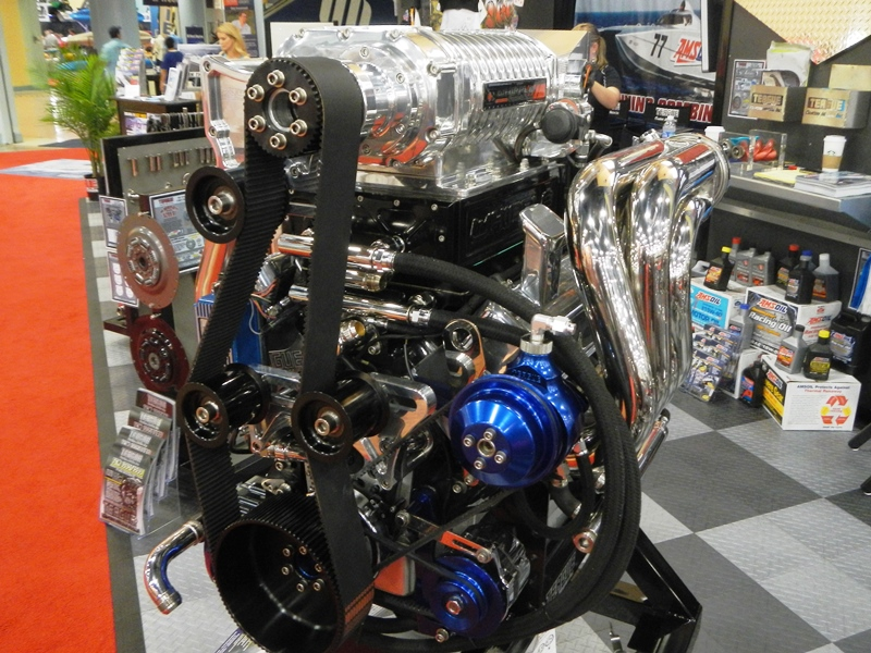 Chevrolet Dealers In Sc >> Whipple Superchargers W510ax EFI Marine SC Kit