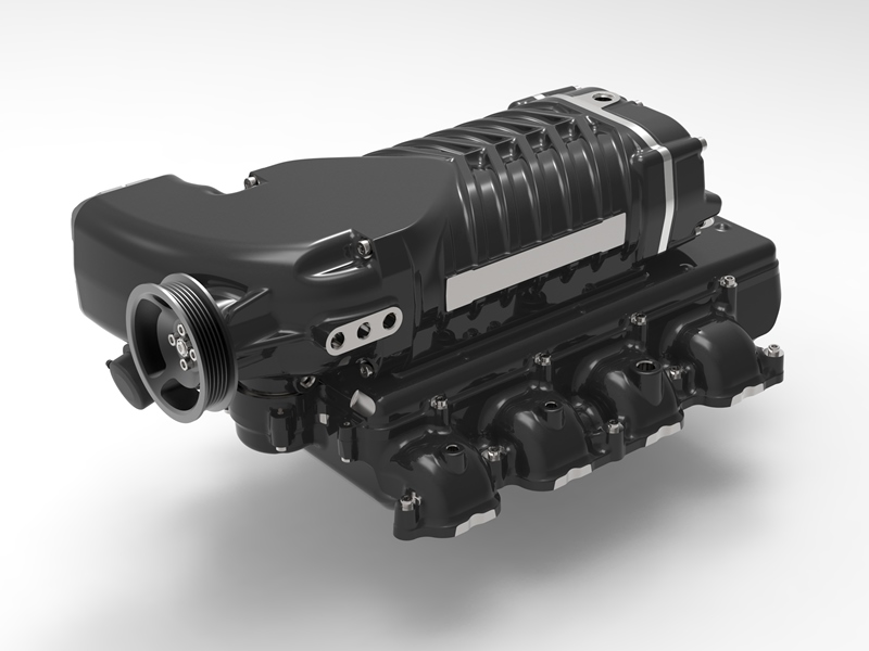 Toyota Tundra Supercharger >> Whipple Superchargers Toyota Tundra Supercharger Kit
