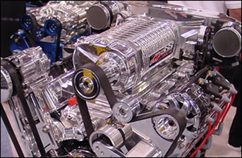 AUTOMOTIVE :: SUPERCHARGER SYSTEMS :: HOT ROD SUPERCHARGER SYSTEMS