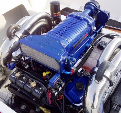 Whipple Supercharged 555