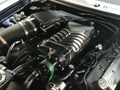 whipple 2.9 cobra supercharger upgrade G3