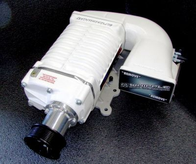 whipple lightning supercharger