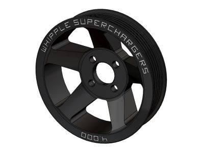Whipple Hemi supercharger pulley