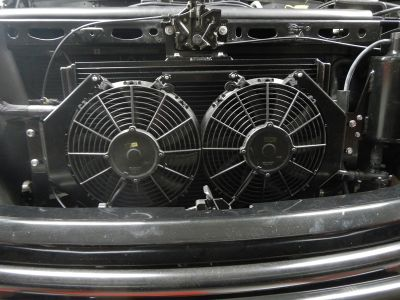 whipple dual fan stage 2 heat exchanger raptor