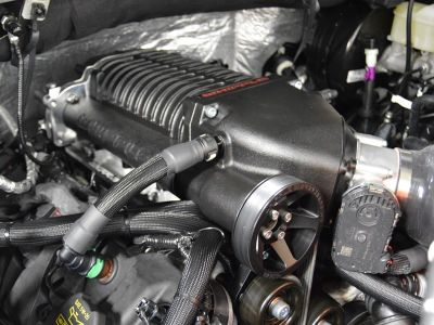 Ford F150 Whipple Supercharger