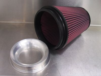 Whipple mustang air filter